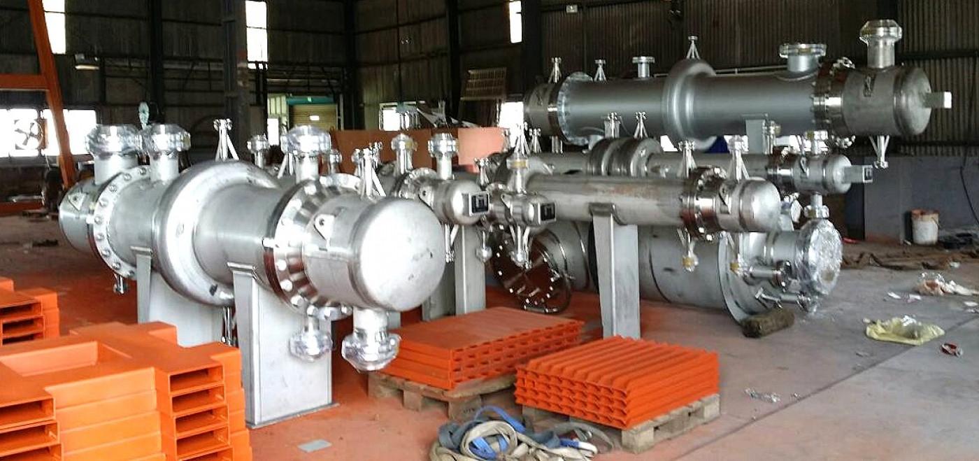 熱交換器-4
