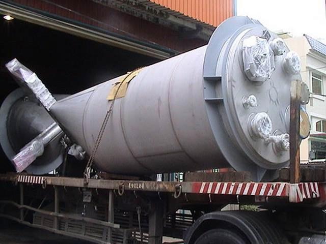 粉體儲槽輸送機